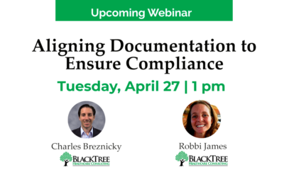 Aligning Documentation to Ensure Compliance