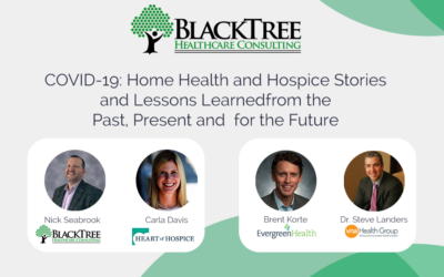COVID-19: Home Health and Hospice Stories and Lessons Learned from the Past, Present and for the Future